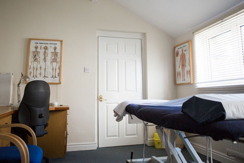 Osteopath Rooms To Rent