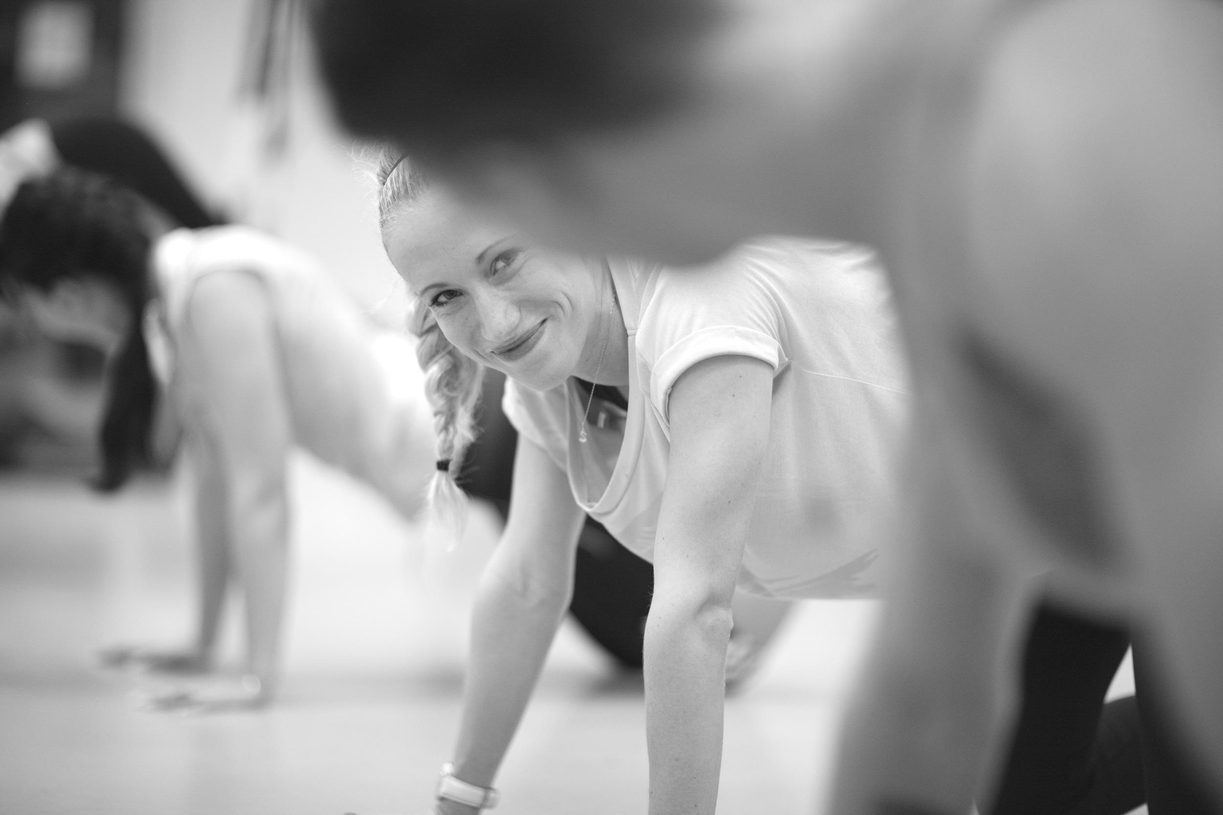 Pilates Class Birmingham City Centre