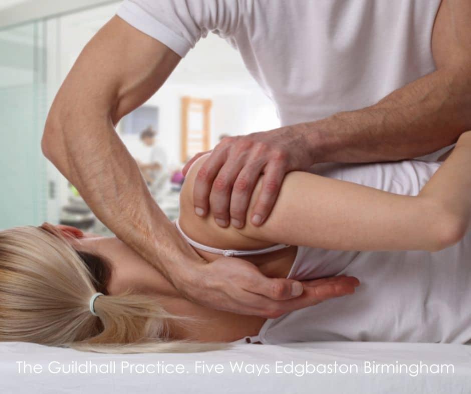 Osteopath Five Ways Edgbaston Birmingham