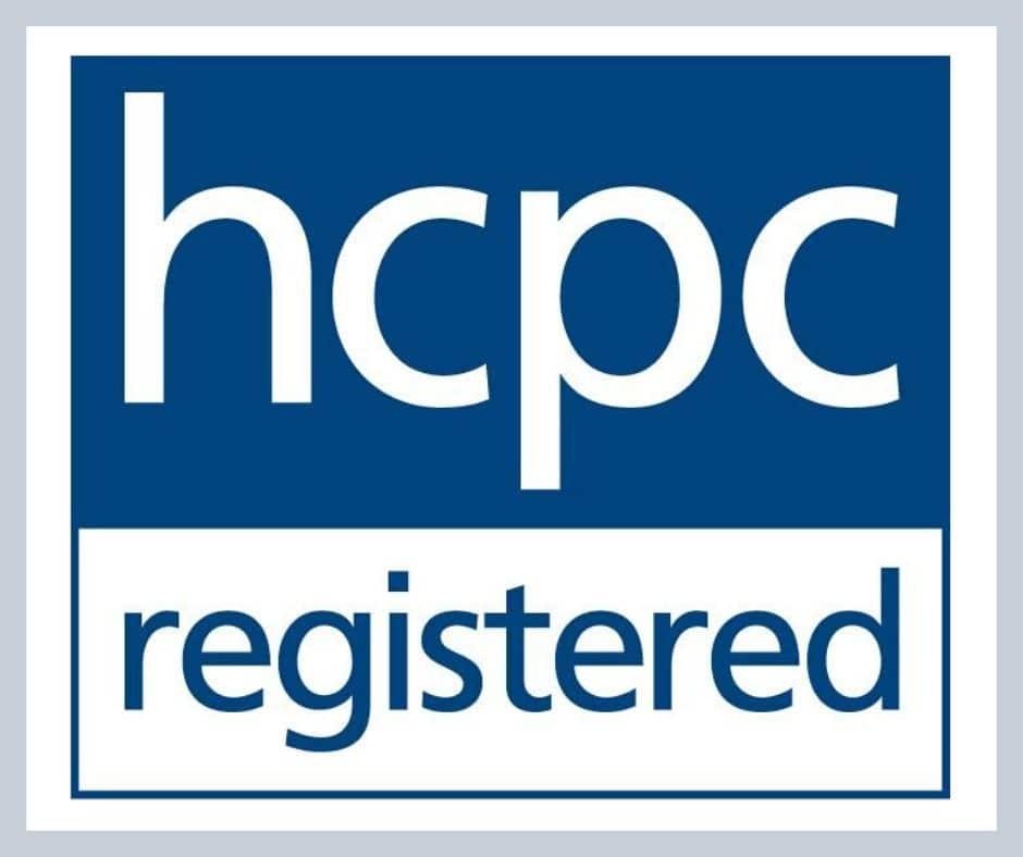 HCPC. The Guildhall Practice. Physio Hagley Stourbridge