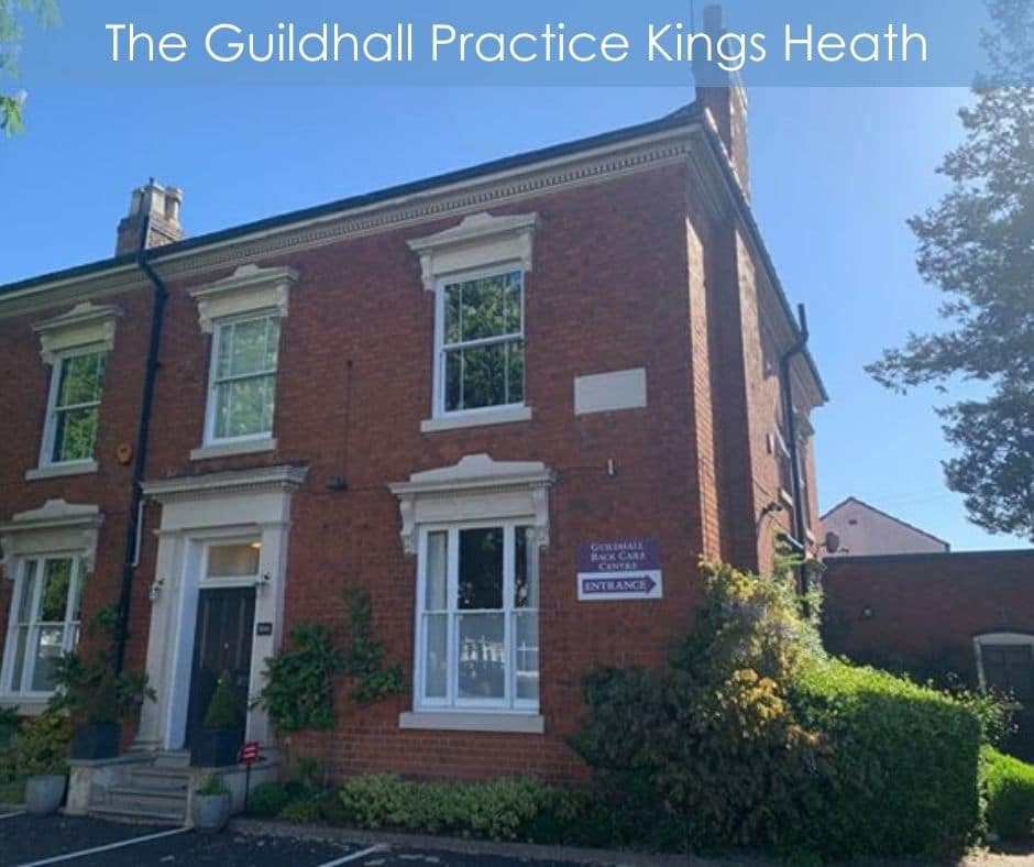 The Guildhall Practice Kings Heath Birmingham
