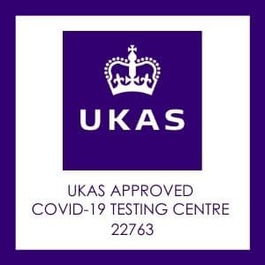 UKAS APPROVED covid-19 test for travel Stourbridge Fit-To-Fly