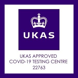 UKAS APPROVED covid-19 test for travel Stratford upon avon Fit-To-Fly